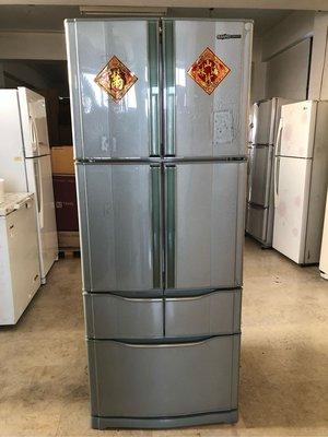 台南二手變頻大冰箱