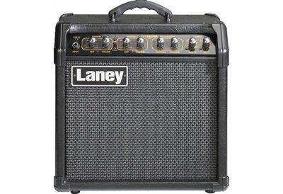 【六絃樂器】全新英國品牌 Laney LINEBACKER LR20 電吉他音箱 / 出力20W內建4種效果+延遲&混響