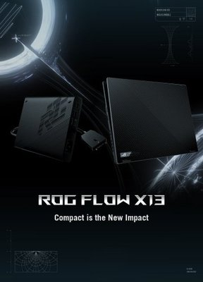 ROG/玩家國度 幻 14 2021款 幻13 Flow X13 顯卡塢RTX3080 二合一