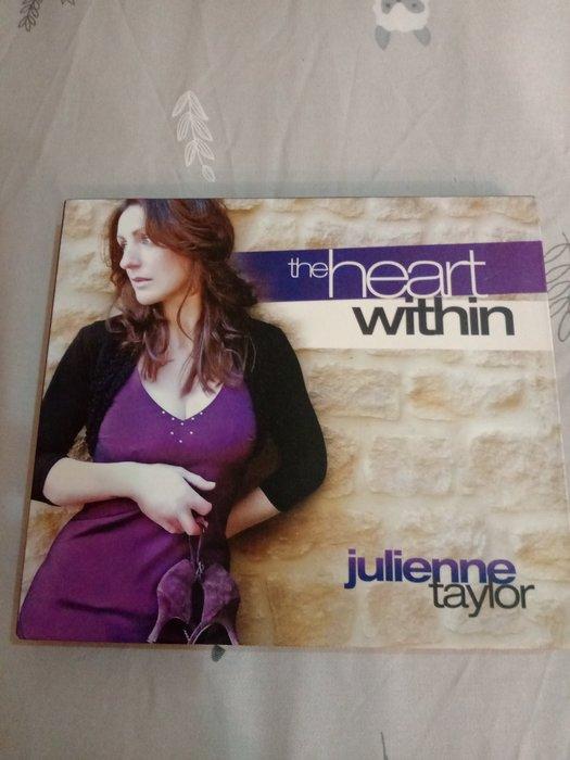 發燒女聲-JULIENNE TAYLOR 茱麗安妮泰勒-內心深處 The Heart Within CD