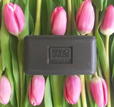 ERNO LASZLO好評不斷【當日出貨】  奧倫納素 死海礦泥皂100g 乾淨就是最好的保養