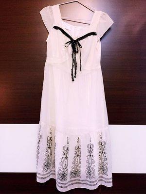 專櫃Ps'company宮廷公主風寬鬆長洋裝