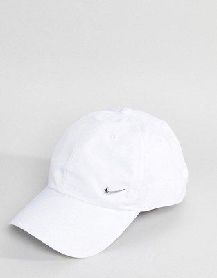 【Footwear Corner 鞋角】Nike Metal Swoosh White Caps 耐吉金屬立體銀勾 老帽