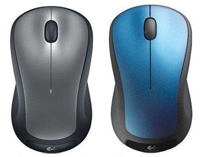 【鳥鵬電腦】Logitech 羅技 M310t 無線滑鼠 開關切換鍵 雙手適用 12個月的電池壽命