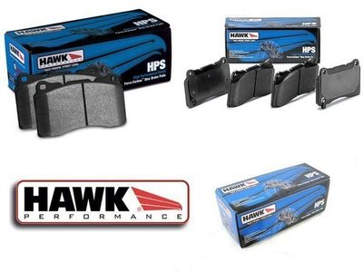 美國 HAWK HPS 前 來令片 剎車皮 Toyota RAV4 08-11 專用