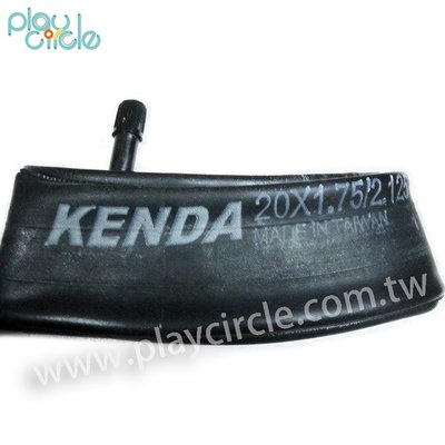 KENDA 內胎~20*1.75/2.125 獨輪車自行車適用