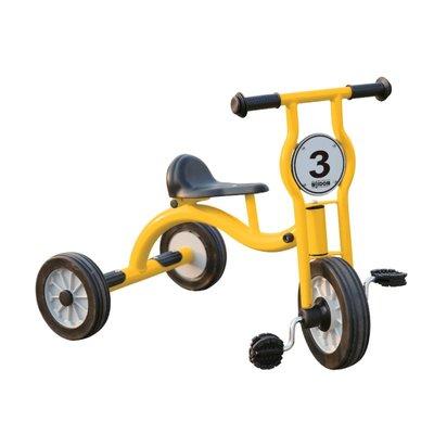 【晴晴百寶盒】台灣品牌 威力三輪車-大號 WISDOM 學步車 尋寶遊戲 教具益智遊戲 環保無毒玩具 遊戲 W931