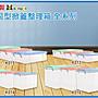 =海神坊=台灣製 KEYWAY CK16 耐久型整理箱 透明置物箱 收納櫃 床下收納箱 附輪33L 3入850元免運