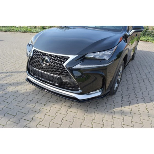 波蘭 Maxton Design 下擾流 側擾流 後擾流 定風翼 尾翼 下包 大包 Lexus 全車系 專車 專用