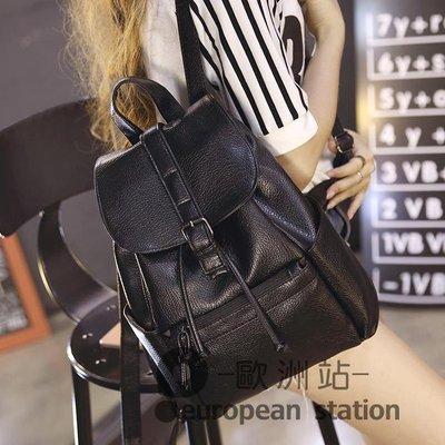 後背包/新款雙肩包女韓版時尚女士背包休閒百搭學院風旅行包包