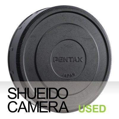 集英堂写真機【1個月保固】中古良上品 / PENTAX 67 6X7 原廠 後鏡頭蓋 #125 18108