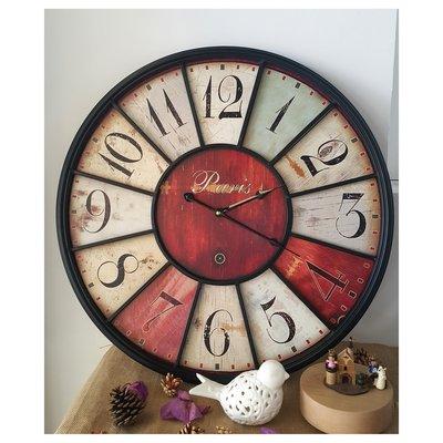 【現貨】 時尚 阿拉伯數字 造型時鐘~~昌侑藝術CHY畫廊~~畫作優惠中