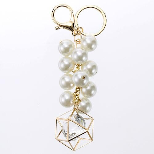 珠珠鑰匙圈(2款單賣)要告訴要那一款