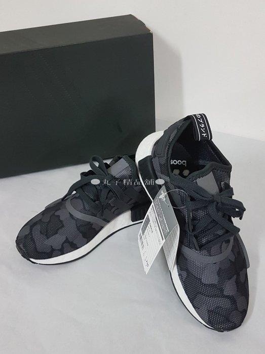 ☆丸子精品舖☆【adidas NMD_R1 Boost D96616  黑 迷彩 23 23.5 CM   】正品 現貨