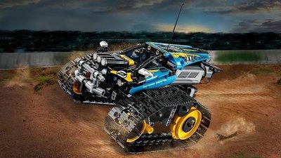 1/17現貨到 樂高 LEGO 42095 科技系列 無線 搖控特技賽車 全新未拆