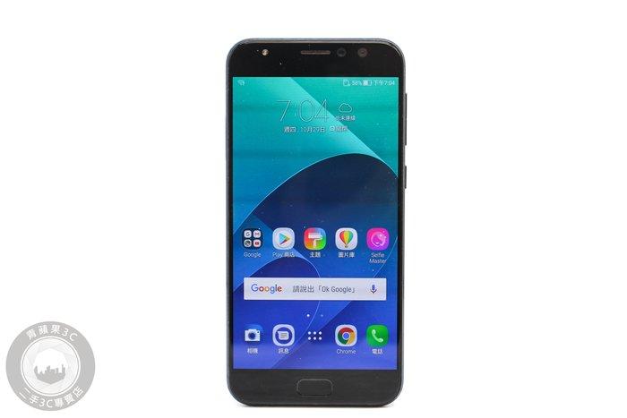 【台南橙市3C】Asus Zenfone 4 Selfie Pro ZD552KL 黑 64G 5.5吋 #56666