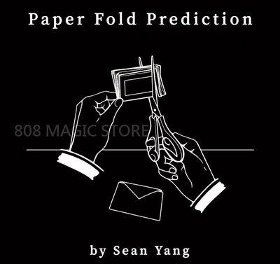 [808 MAGIC] 魔術道具 雙重預言紙 by Sean Yang