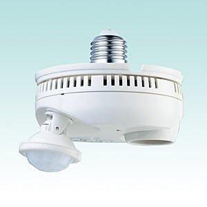 伍星 WS-5353 靜音三號自動感應燈座 感應開關 紅外線感應燈 紅外線感應器 可直接E27燈座轉接 紅外線轉接燈座
