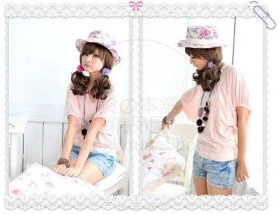 ✪ RingHouseShop ✪ 春夏繽紛甜美日系 清新款 寬袖設計 棉質上衣