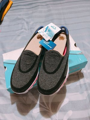 Skechers gowalk2 全新36 深灰 休閒鞋