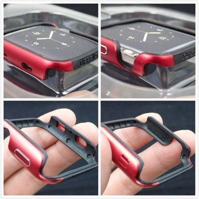 現貨 X Doria Apple Watch S2 S3 42mm 金屬 鋁合金 保護殼 防摔殼 雙料殼