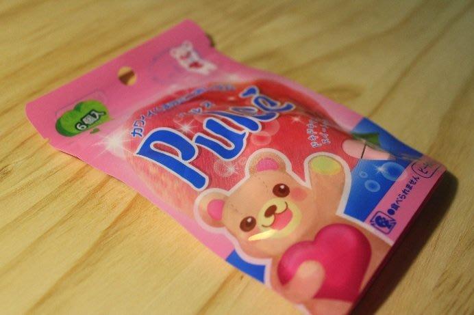 (I LOVE樂多)日本進口 水蜜桃 果香造型口味橡皮擦 糖果外包裝也可當整人商品呦