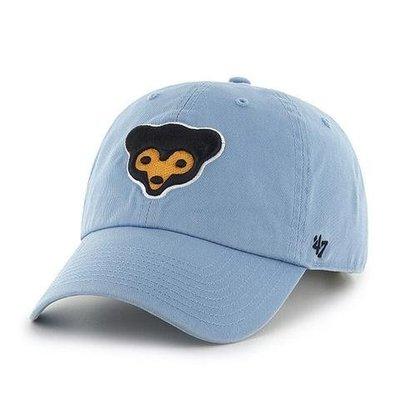 【血拼妞】 47 BRAND CHICAGO CUBS CLEAN UP 芝加哥小熊 棒球帽 老帽 《預購》