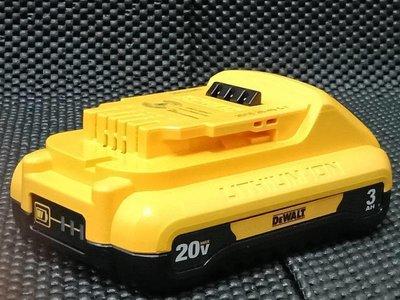 【阿賢工具】全新 得偉3.0電池 DEWALT DCB230 電池 原廠 得偉電池 20V 3.0電池
