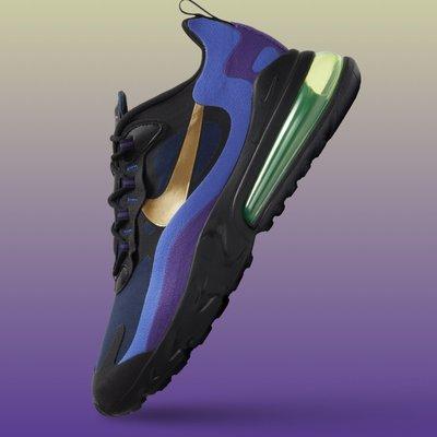 [RG專業代購] Nike Air Max 270 React Heavy Metal 時尚潮流男鞋(+)