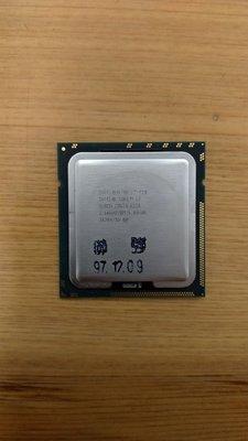 升級換下 功能正常 Intel Core i7-920 cpu 2.66G 8M 1366腳位 四核八線 新北市