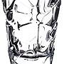 德國 Nachtmann 圓 28cm 高 水晶花瓶 水晶玻璃 (無鉛) Petals Round 送禮 #88336