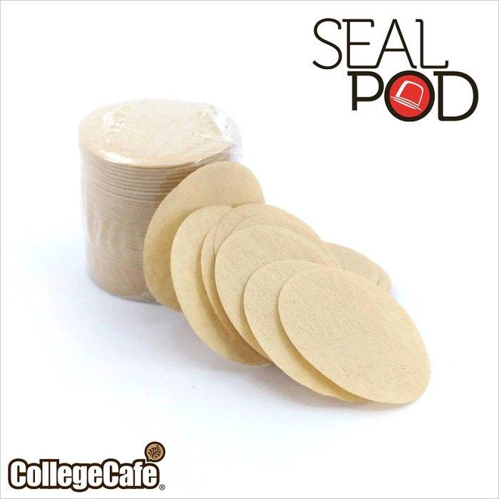 [學院咖啡] SealPod DGpod 濾紙 Dolce Gusto 不鏽鋼咖啡膠囊專用 (200入)