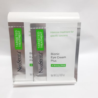 NeoStrata Bionic Eye Cream Plus 再生緊緻眼霜 4Bionic/PHA 2g