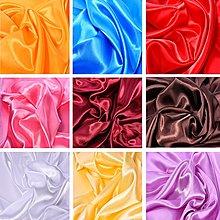 新品上市#綢緞布料面料緞面色丁禮盒內襯里布絲綢大紅布批發清倉碎布頭綢布
