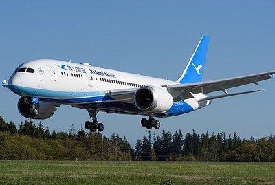 **飛行夢想家**Inflight 1/200 廈門航空 XiamenAirlines Boeing 787-8 B-2