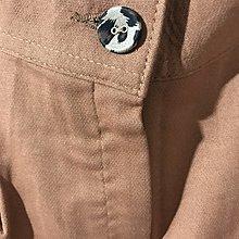 【木風小舖】轉賣A-so-bi.正韓豹紋配色 休閒反折短褲*深駝
