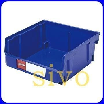 ☆SIVO電子商城☆樹德SHUTER HB-235 耐衝擊分類置物盒 置物車 工具盒 零件盒 收納盒 整理盒 分類盒