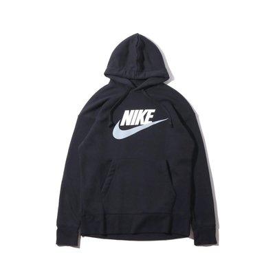 GOSPEL【Nike NSW Sportswear 】經典款 黑色 帽T AV8411-010