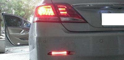 金強車業 TOYOTA CAMRY 2006精品改裝 後保桿燈(紅殼)  小燈及煞車燈 20組超低特惠價 出廠價優惠