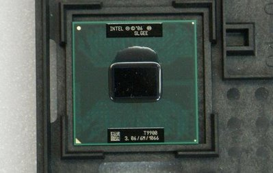 ☆【全新Intel Centrino 2 Montevina筆電用 T9900 FSB 1066MHz 3.06G】☆正式版 T9800