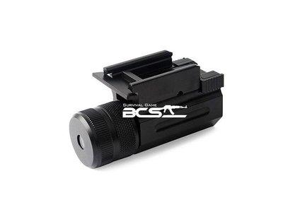 【BCS武器空間】下掛瞄準鏡 戰術綠雷射 瞄準器-JA01501
