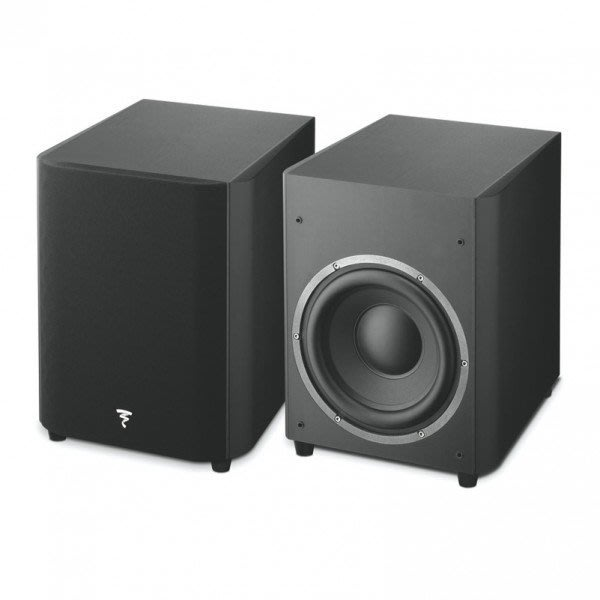 【林口豪韻專業音響】法國 FOCAL SUB 300P 主動式重低音 超低音 全新公司貨