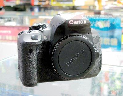 小青蛙數位 佳能 CANON 700D 機身 二手相機 二手 相機 單眼相機
