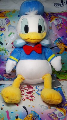 雙子星店 Toyko Disneyland 東京迪士尼 Donald Duck 塘老鴨 可愛毛公仔 變身 頸枕 變身塘老鴨 日本