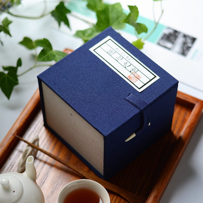 【茶嶺古道】多用途 精美錦盒(特小) / 茶杯 建盞 茶罐 精品 收納盒 收藏盒 送禮 壺盒 泡棉 防撞 禮盒