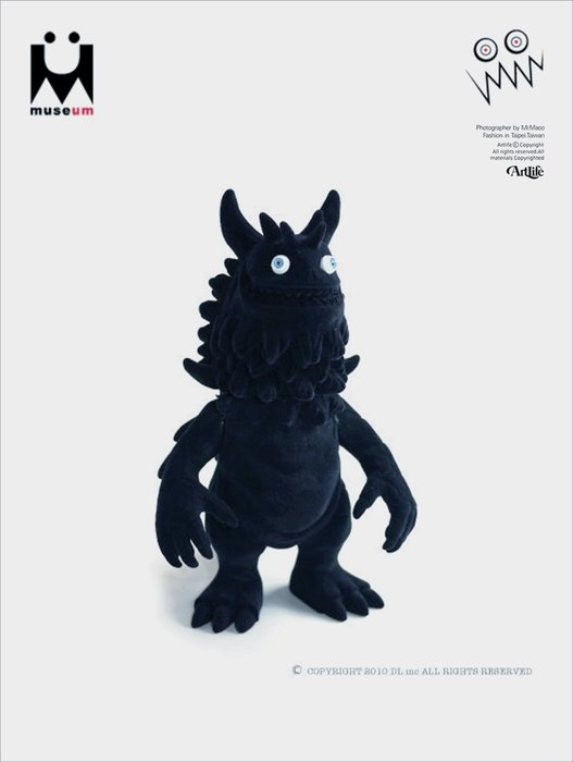 Artlife @ T9G 2010 RANGEAS UNTOLD MOGrahphixx ソフビフィギュア 怪獣