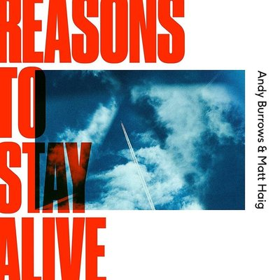 活著的理由(德國進口) Reasons To Stay Alive / 安迪布羅斯& 麥特海---6789853