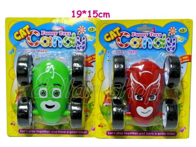 寶貝玩具屋二館☆【車車】強力慣性作用雙面翻斗車(雙色慣性翻滾車)