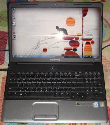 """HP Compaq Presario CQ60-110TU 16"""" 筆記型電腦"""