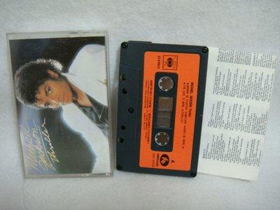 麥可傑克森 Michael Jackson 1983 Thriller - 喜瑪拉雅唱片 - 附歌詞